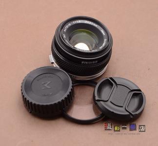 OLYMPUS 奥林巴斯 OM 50/1.8 50mm f1.8 成色好 98新