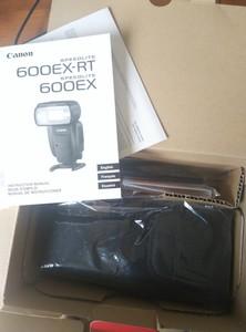 佳能 600EX-RT
