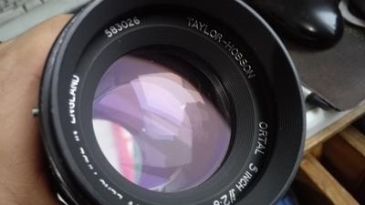 库克ORTAL 125/2.8镜头