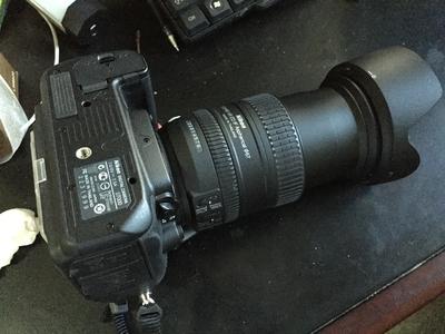 D7000 16-85VR