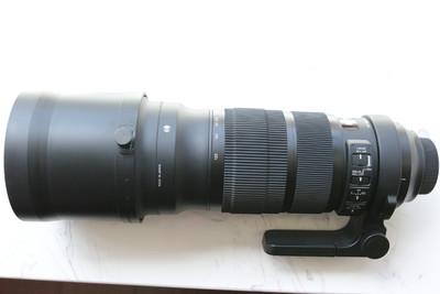适马120-300 2.8 SPORT尼康口镜头,新2001增距镜,B+W105滤镜