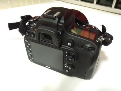 出自用国行尼康全幅D610单反相机