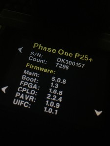 phaseone  飞思p25+
