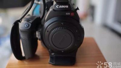佳能 EOS C300