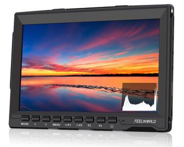 7寸HDMI摄影监视器带直方图