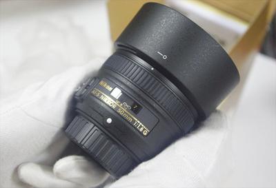 尼康 AF-S 50mm f/1.8G