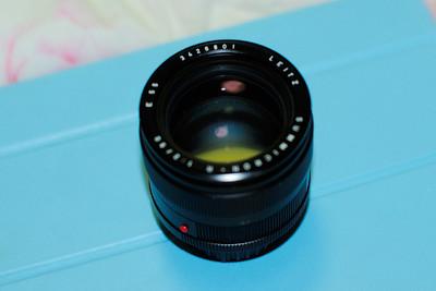 Leica Summicron-R 90 mm f/ 2 徕卡 Leica R 90 2 单节遮光罩