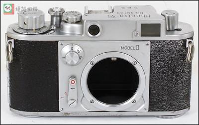 美能达 Minolta 35 Model II C.K.S. 古典仿徕卡高级收藏旁轴机身