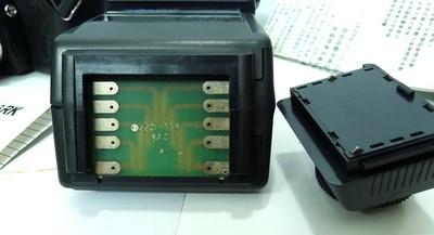 斯帕克285M 单触点 低压触发 自动调光闪光灯,可用于数码相机!