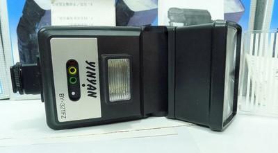 大指数--银燕BY32TFZ单触点高压触发 自动调光闪光灯
