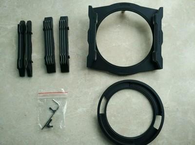 铂锐ProGrey100支架,82cpl接环,海大GND0.6和0.9耐司滤镜盒