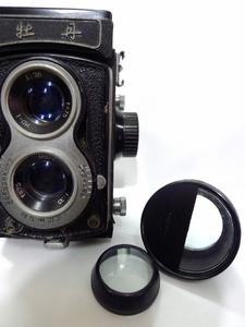 120双反相机用36MM按压(小DV,小DC都可以用)含2个近摄镜+特技+