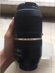 个人闲置,成色不错的腾龙 SP70-300mm f/4-5.6 VC USD(A005)