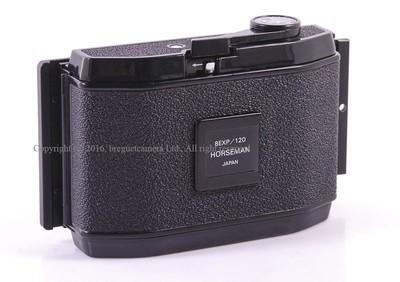【新同品】HORSEMAN/ 骑士 8EXP/120 6X9后背适合骑士SW612相机