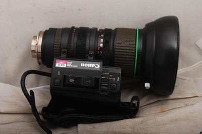 88新佳能 YJ17x9.5B4 KRS PX12 9.5-162mm 1:1.8摄像机镜头