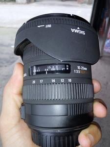 适马 10-20mm f/3.5 EX DC HSM佳能口