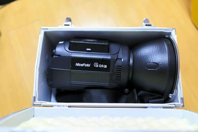 耐思 Q6C 无线外拍灯