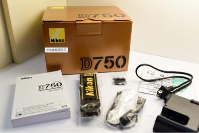 尼康 D750 《大陆行   带票》