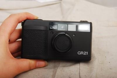 98新理光 GR21(欢迎议价,支持交换)