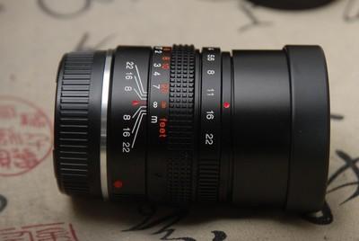98新柯尼卡 HEXANON 90MM F2.8徕卡M口(欢迎议价,支持交换)