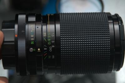 95新FD口35-105变焦(欢迎议价,支持交换)