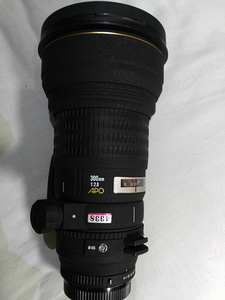 适马 APO 300mm f/2.8 EX DG/ PK口