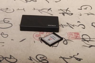 96新索尼 XQD 16G 存储卡带原装读卡器(欢迎议价,支持交换)