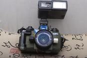 90新NIKONOS 潜水相机 带 S.B-10闪光灯(欢迎议价,支持交换)