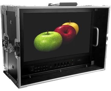17寸广播级导演监视器,国内最低价,赠送航空箱包邮