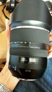 求购腾龙 SP 15-30mm f/2.8 DI VC USD佳能口