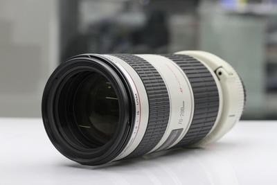 一周特惠:佳能EF70-200 f4 L IS爱死小小白单反镜头长焦支持置换