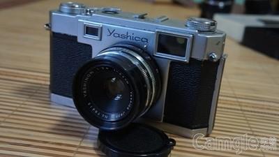 经典Yashica 35  旁轴值得收藏