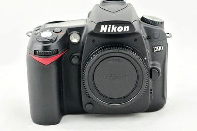 原装99新日行二手尼康D90 数码单反相机机身 送8G卡媲美D7000