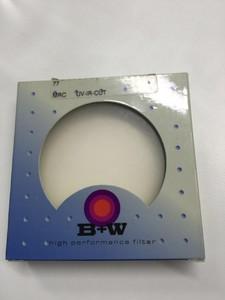 B+W UV-IR-CUT 数码红外UV镜