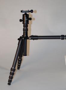 文凡GTR-550C碳纤维三脚架
