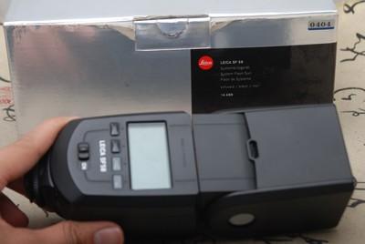 98新徕卡 SF-58 闪光灯带包装#0404(欢迎议价,支持交换)