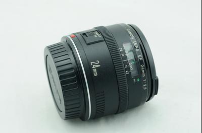 二手镜头 佳能 EF 24mm f2.8 24 2.8 广角