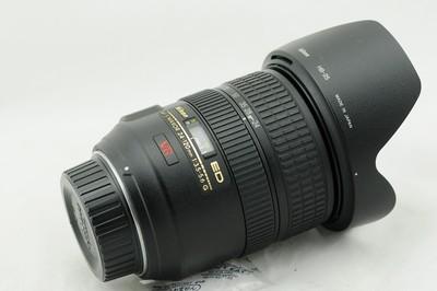 新城二手镜头 Nikon/尼康 AF-S 24-120 3.5-5.6 G VR 防抖