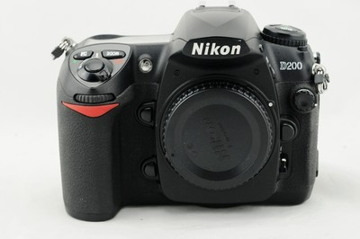 日行97-99新二手尼康D200单反相机机身dslr超D5100 D90送8G卡