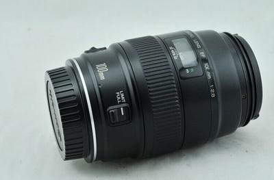 二手镜头 Canon佳能 EF 100mm f/2.8 10