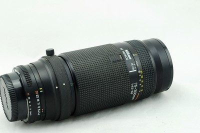日行尼康二手镜头Nikon AF 75-300 4.5-5.6 75-300mm f4.5-5.6