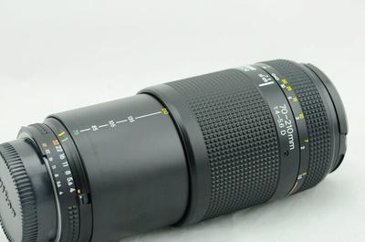 尼康二手 NIKON AF 70-210 4-5.6D 色彩浓郁 金属自动变焦镜头