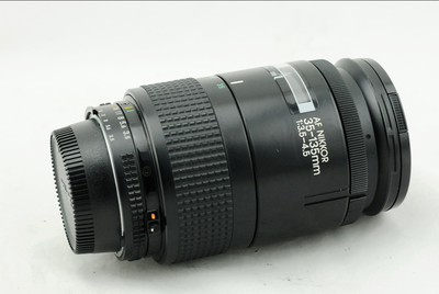 二手镜头 98-99新尼康nikon AF 35-135 F/3.5-4.5 附带微距