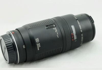 二手镜头 Canon佳能 EF 100-300 5.6 F5.6 长焦恒定光圈