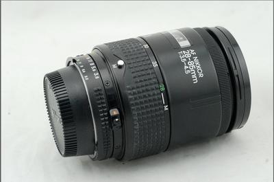 尼康二手镜头 AF 28-85 3.5-4.5 28-85mm f3.5-4.5带微距 荐