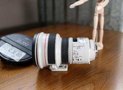 转让个人收藏的EF200mm/F1.8L、TS-E 24mm f/3.5L II