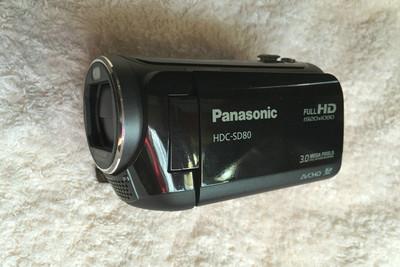 松下 HDC-SD80GK