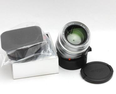 徕卡 Leica Summulix-M35/1.4 ASPH 银色 好成色 C00887