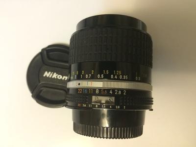 尼康经典老头 28mm f2