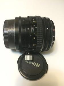尼康经典老头 35mm f2.8